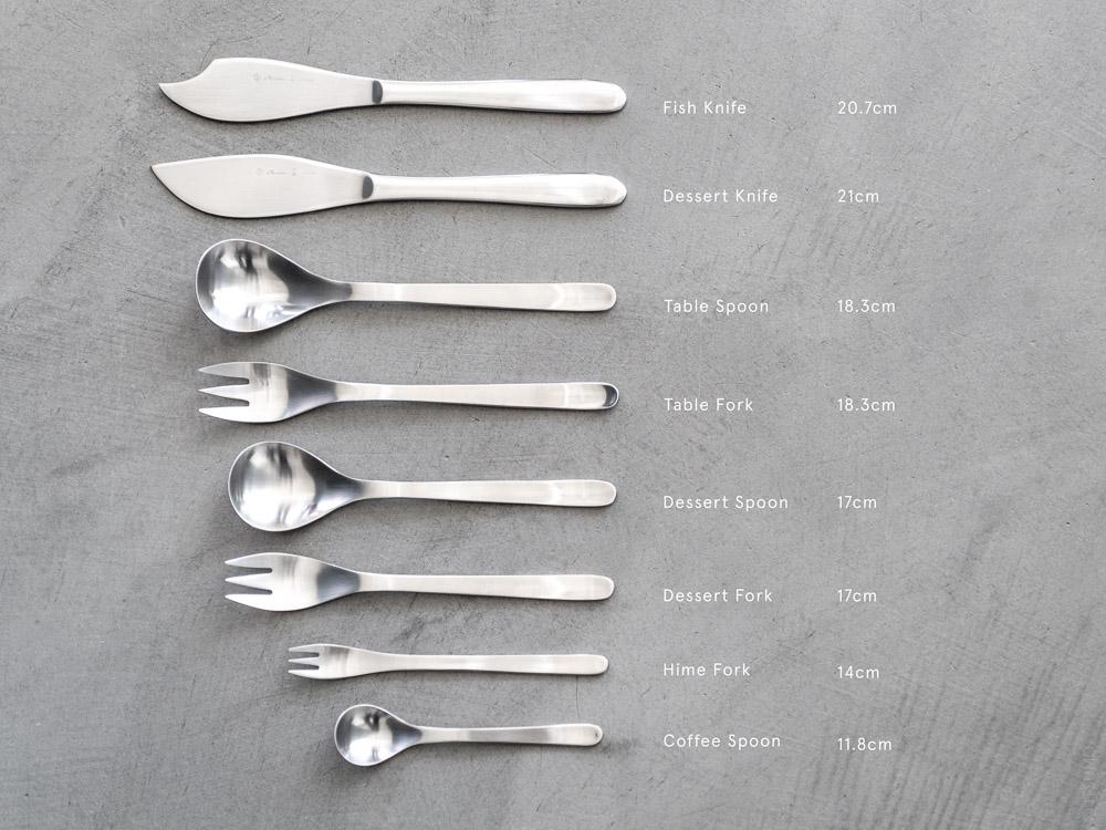 Sori Yanagi_Stainless Cutlery