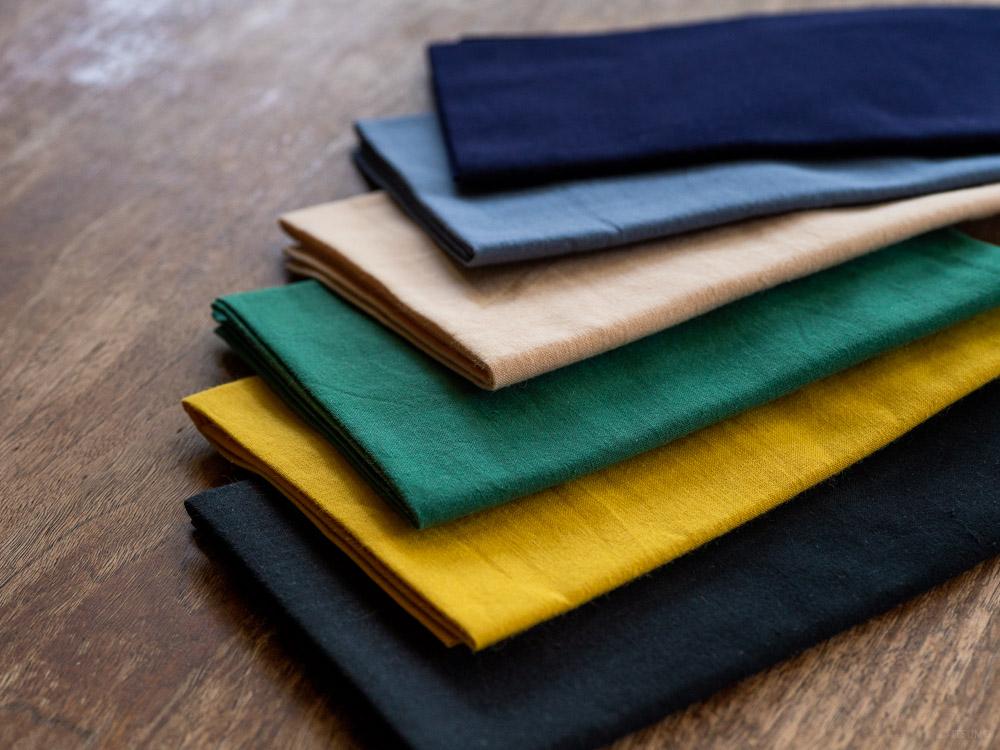 Tenugui_solid colours