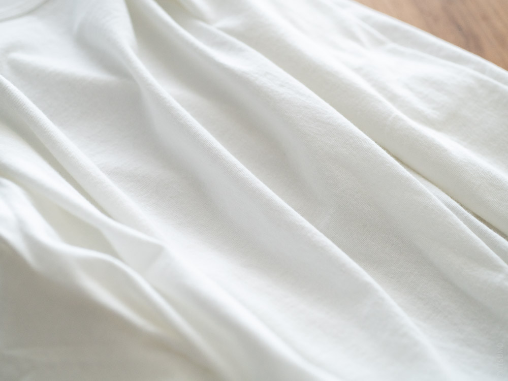 Homspun_Cotton T-shirt_white