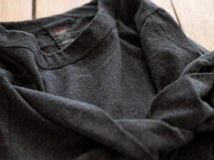 Homspun_Long Sleeve T-shirt_charcoal_dl