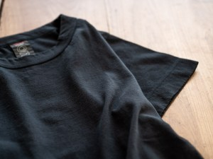 Homspun_Short Sleeve T-shirt_black_dl