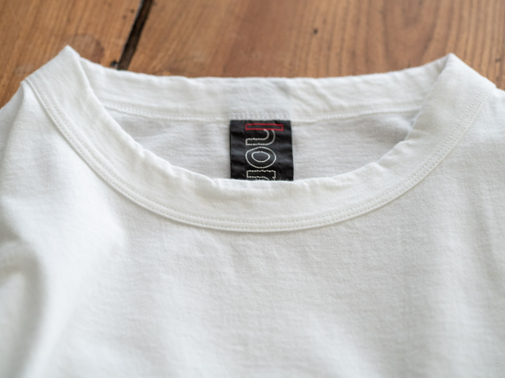 Homspun_Short Sleeve T-shirt_white