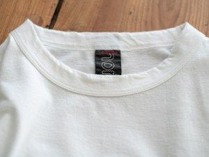 Homspun_Short Sleeve T-shirt_white_dl