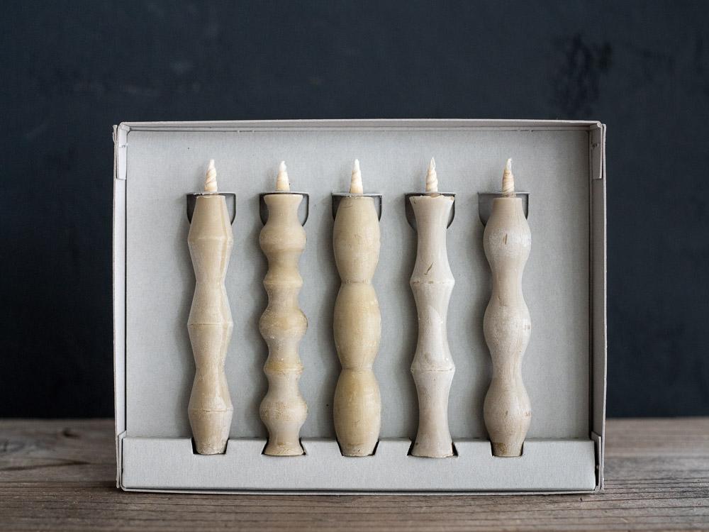 Takazawa Candle_Nanao Candle Set