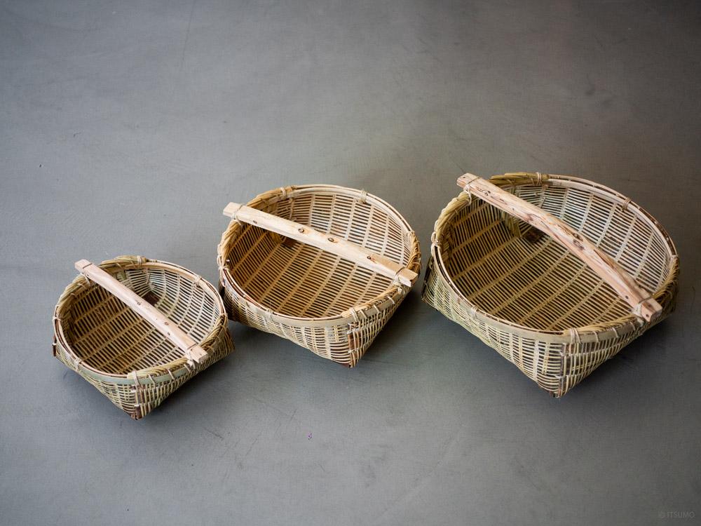 Gesuzaru Bamboo Basket-7