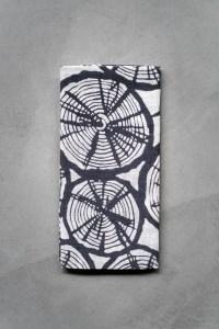 Kamawanu_Tenugui_Cotton Linen Mix_Maruta Logs_grey_top