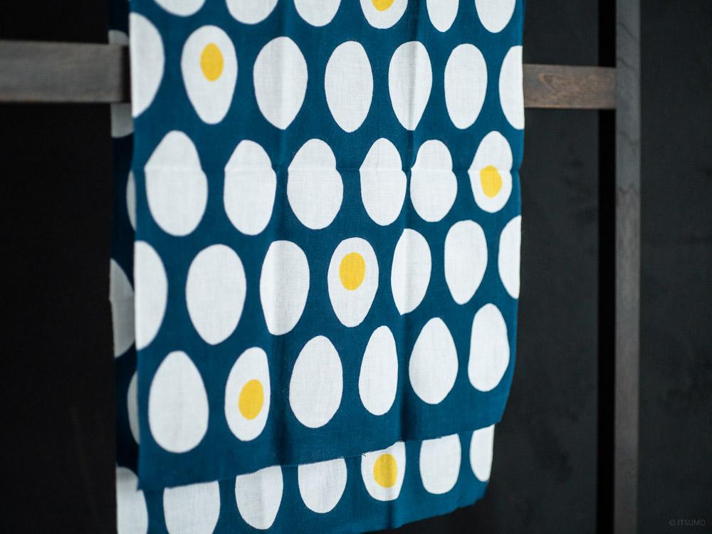Kamawanu_Tenugui_Tamago Eggs