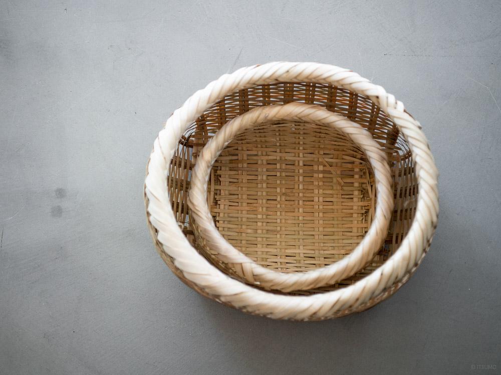 Shichinari Bamboo Basket-5