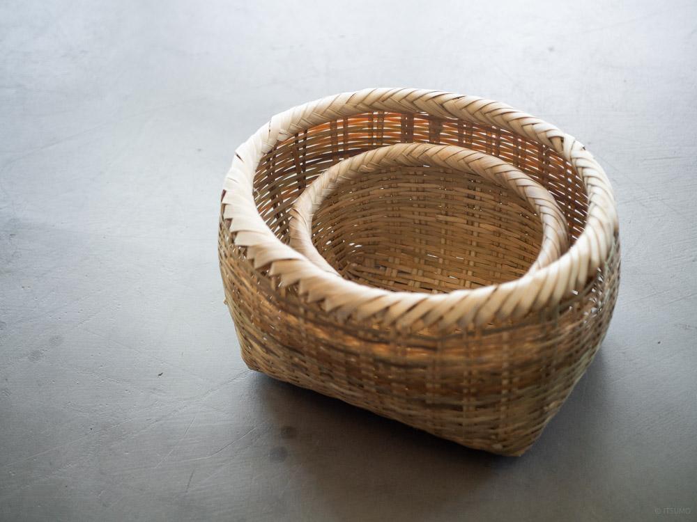 Shichinari Bamboo Basket-6