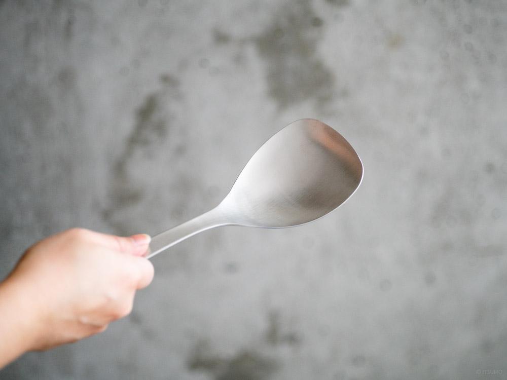 Sori Yanagi_Stainless Large Serving Spoon_dl-1