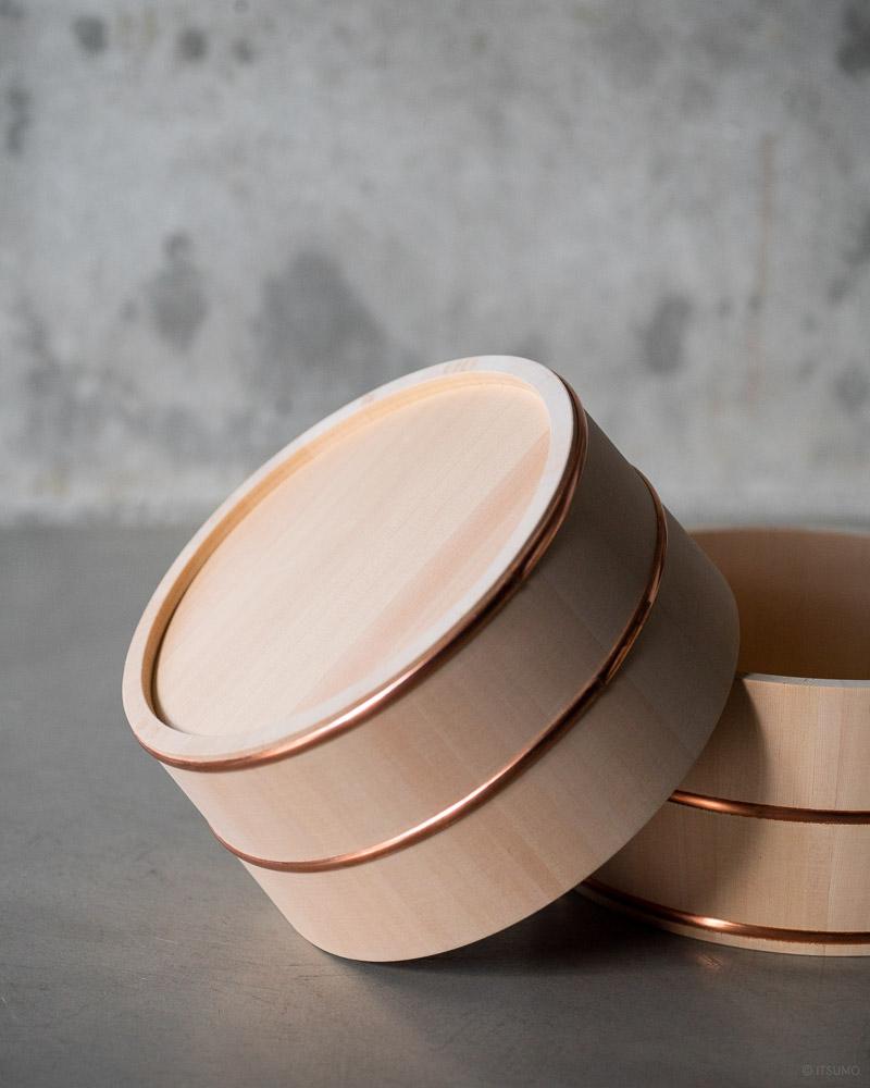 azmaya-hinoki bath bowl-japanese cypress wood-2