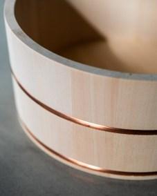 azmaya-hinoki bath bowl-japanese cypress wood-4