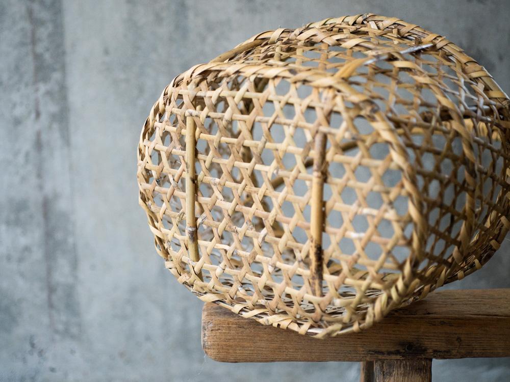 Aizu Oshin Bamboo Basket-3