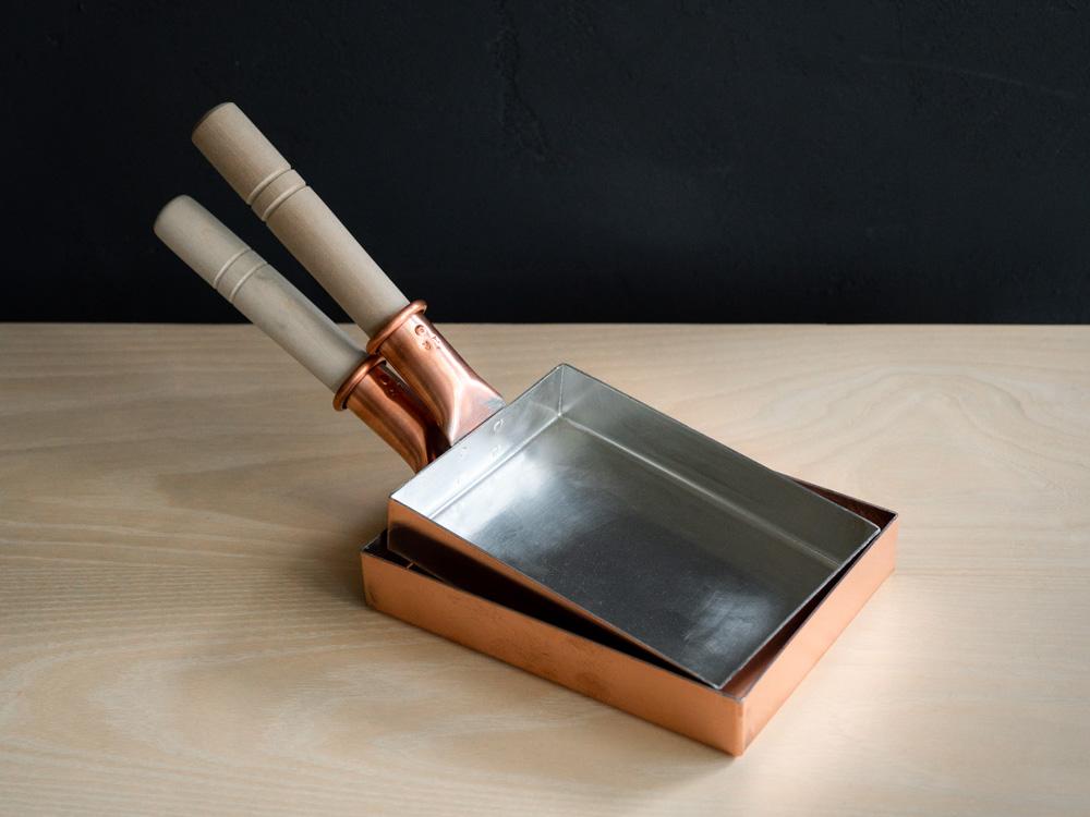 Kiya Copper Tamago Frying Pan - Rectangle-3