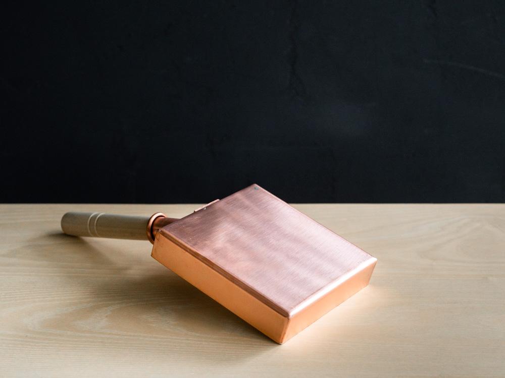 Kiya Copper Tamago Frying Pan - Square-4