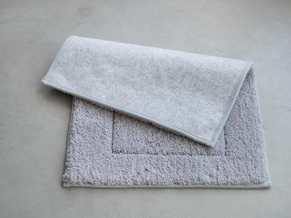 Uchino_Quick Dry Bath Mat - Grey-5