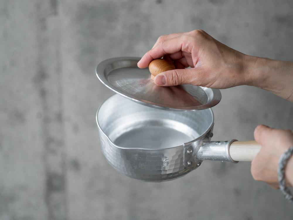 Kiya Uchidashi Yukihira Pot-14