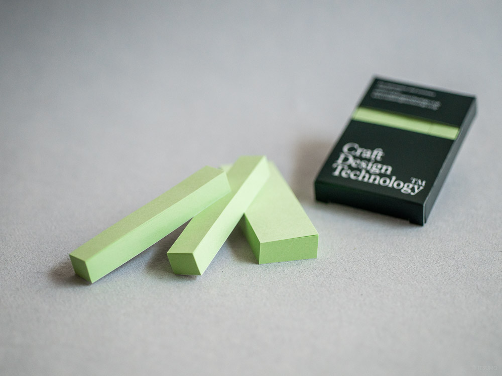 craft design technology_adhesive memo_sticky notes_pale green-2
