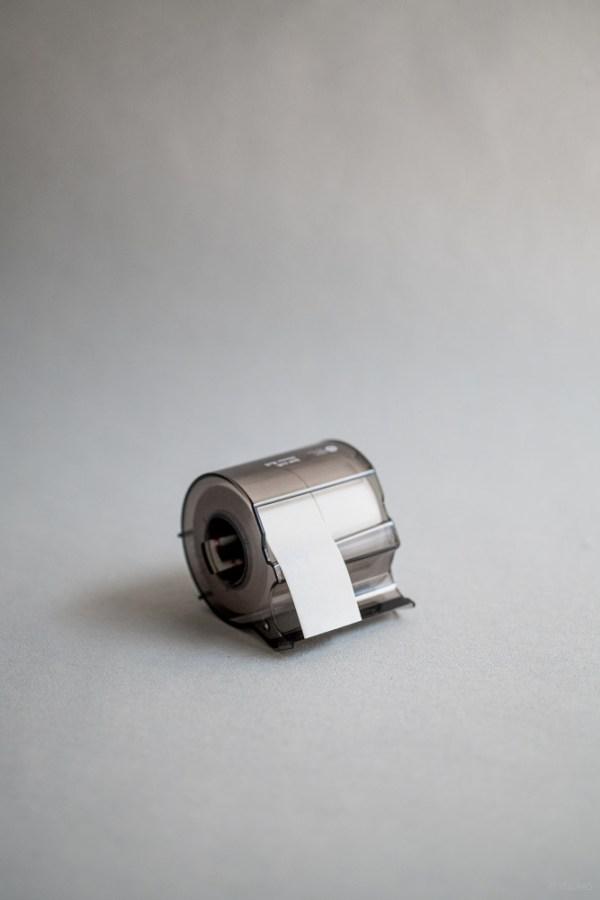 stationery craft design technology_memo roll sticky notes_amber