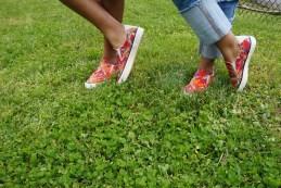 We like sneakers