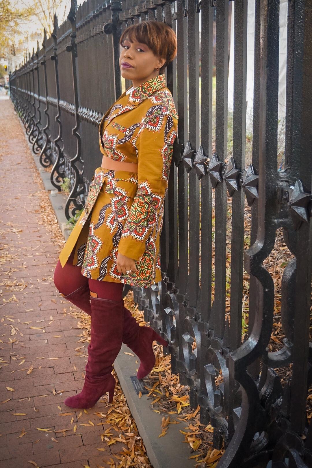 Parker Blazer dress