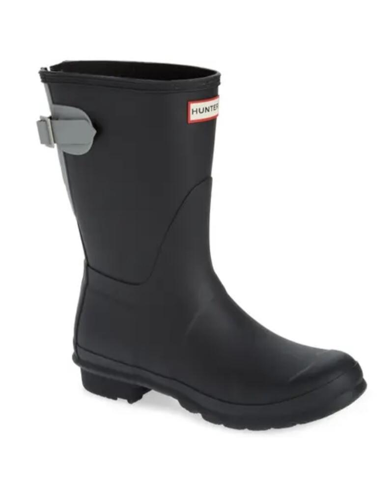 Hunter Boot Short Adjustable