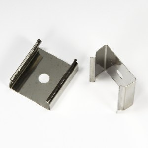 U Style Surface Mount Clips