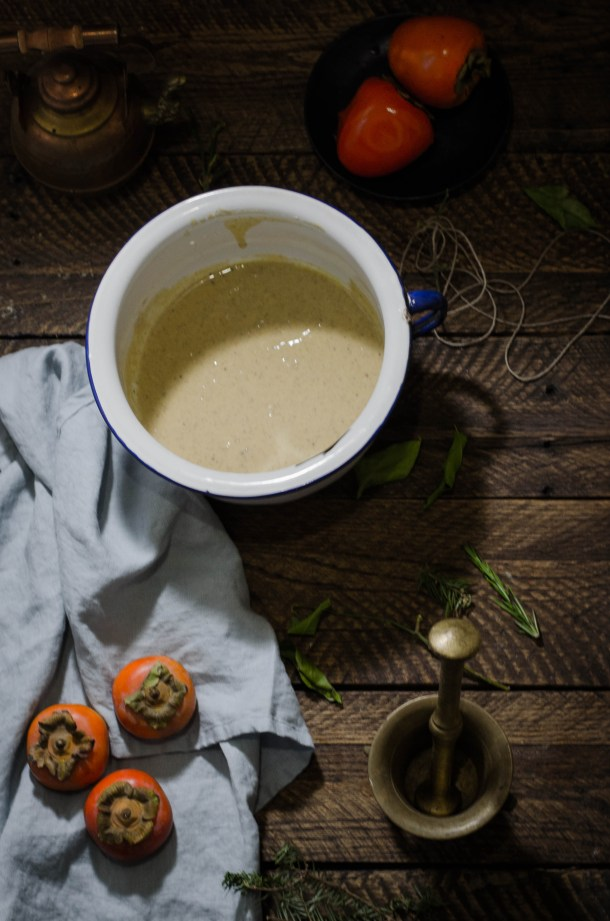 Spiced Persimmon Tart - What's Cooking_-4