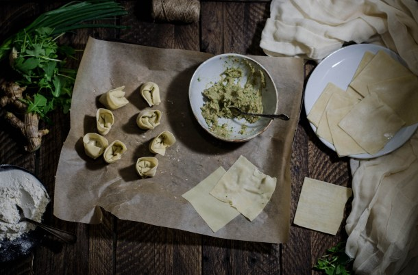 Spring Wontons Chicken - What's Cooking_