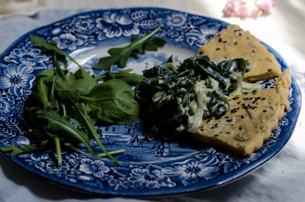 Socca and Collard dip - What's Cooking_-9