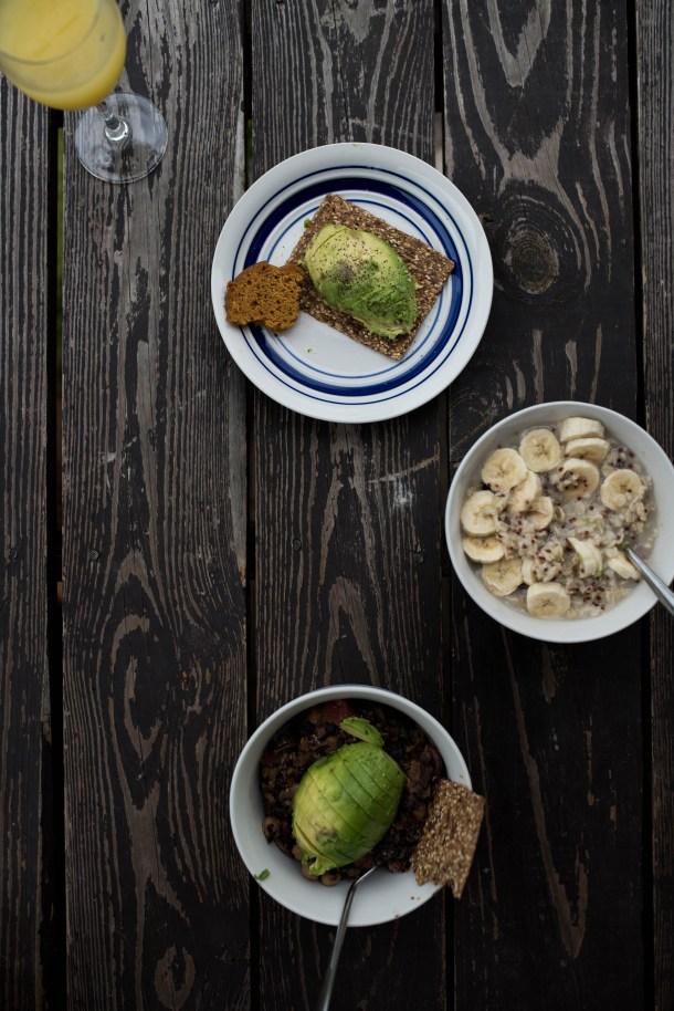 Easy Black Bean Chili Mole What's Cooking sercocinera.com