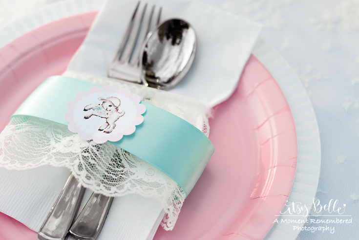 Vintage Little Lamb Party by Itsy Belle
