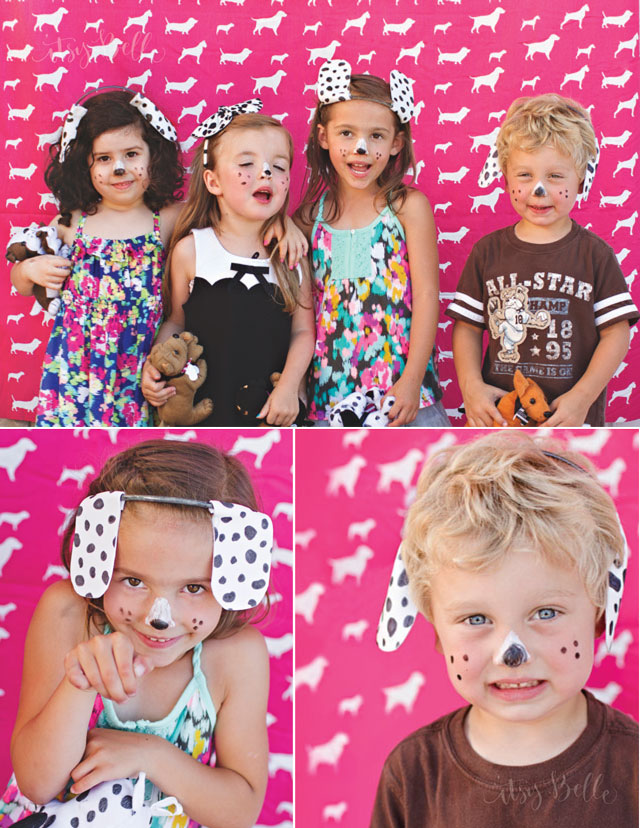 Dog Theme Photo Booth