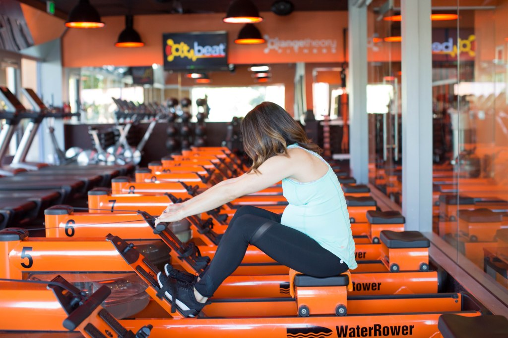 orange theory fitness, itsy bitsy indulgences