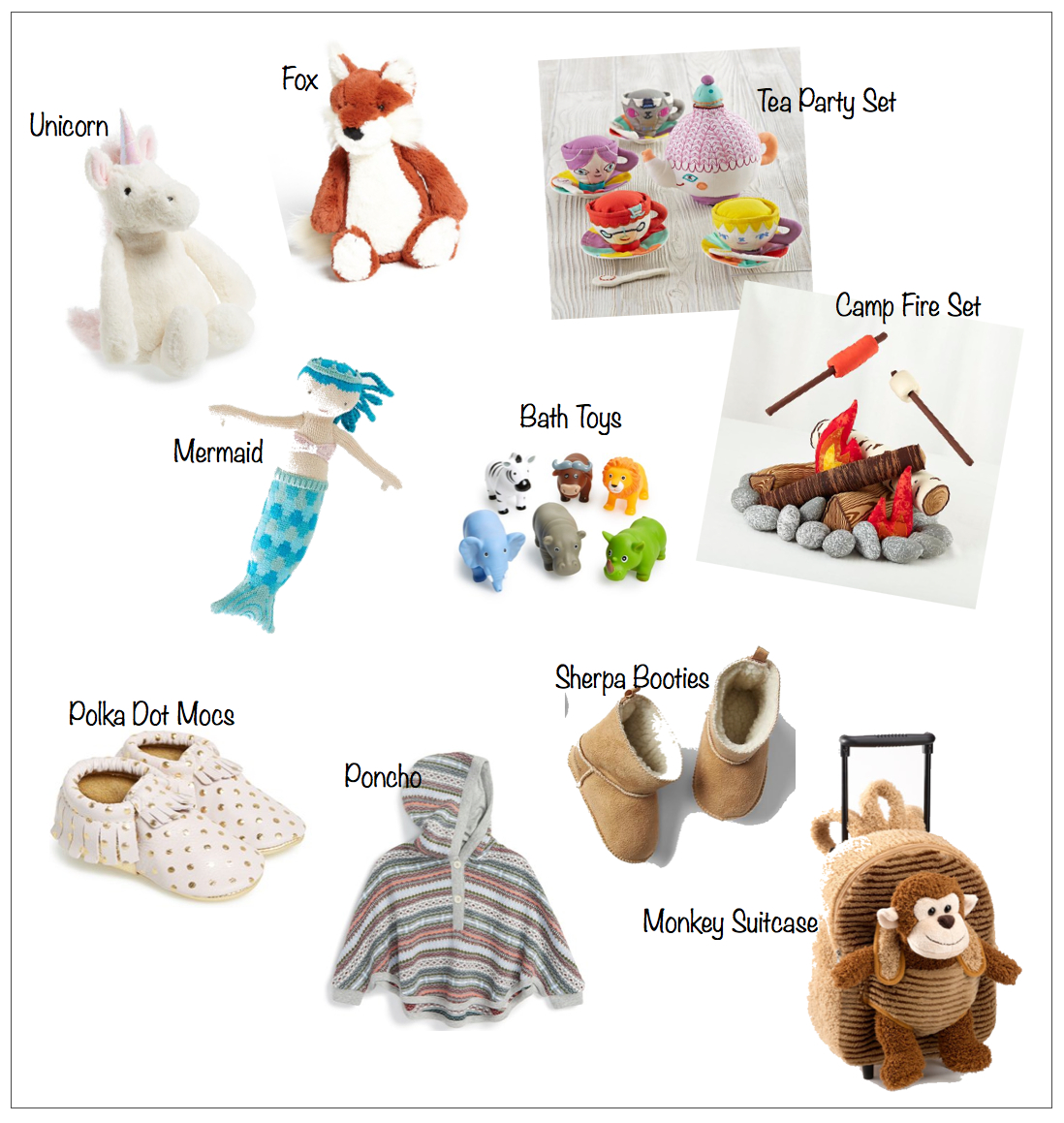 gift guide for the little one 2015
