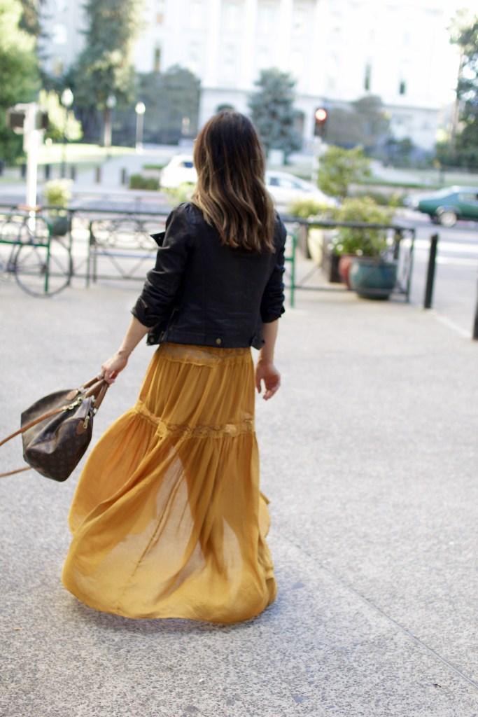 marigold lace dress, itsy bitsy indulgences