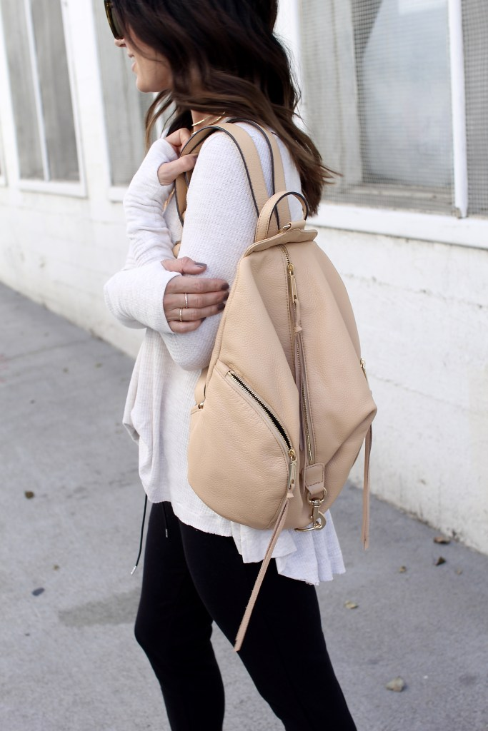 everyday backpack, itsy bitsy indulgences