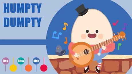 Humpty Dumpty Sat On A Wall Video Thumbnail