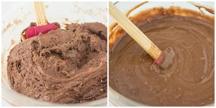 how to make cake layers for chocolate Nutella cake part 2