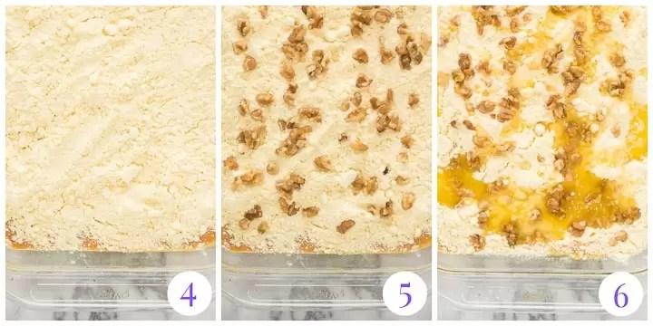 how to finish pumpkin pie cake