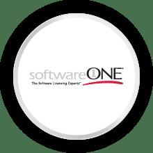 Logotipo Softwareone