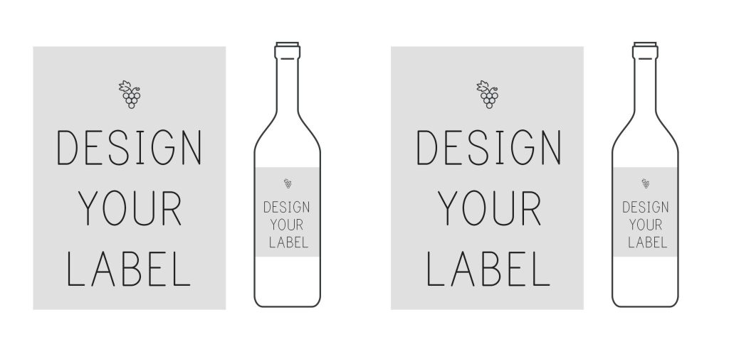 Design Personalised wine