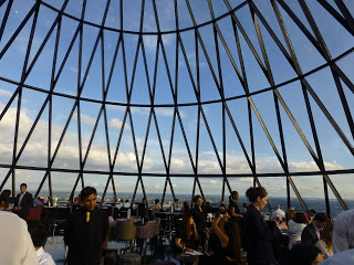 3 of the best rooftop bars in London