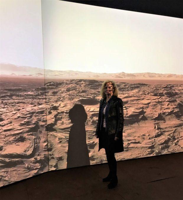 Mars at the Design Museum