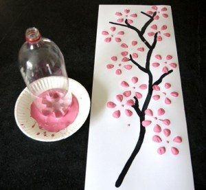 Crafts with Recycled Materials