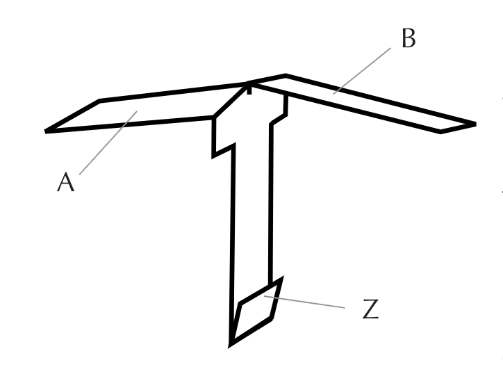 Paper Helicopter Template NASA