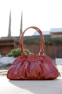 Poppins bag Red-1