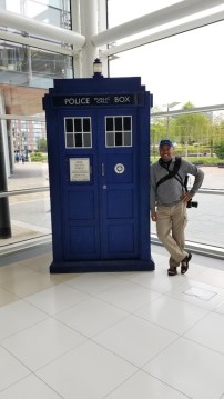 I need my own Tardis for my Stash!
