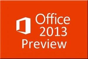 Microsoft Office 2013-64bit Preview - Installation