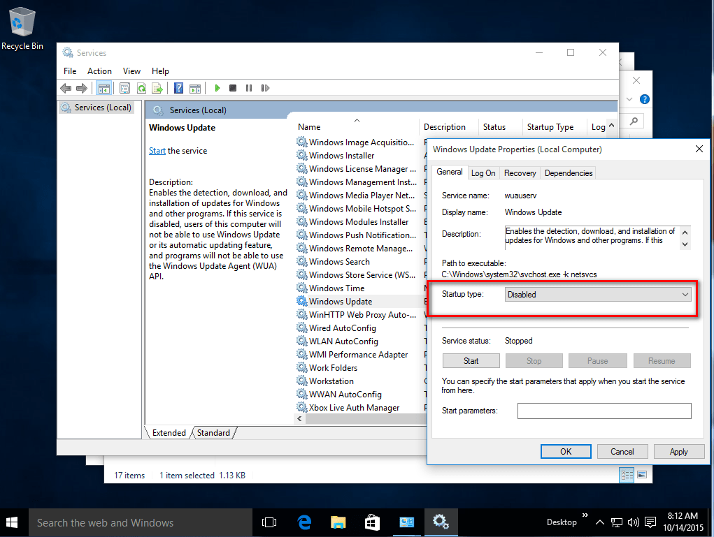 Learn How to Turn on/off features in Windows10 ?